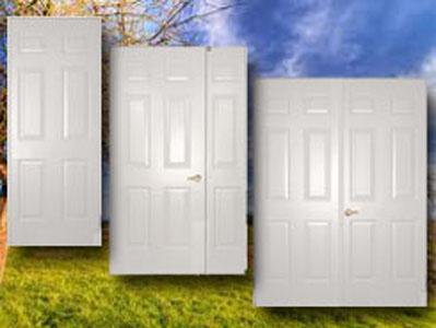 Portes de cabanon ma cour my yard for Porte double pour cabanon